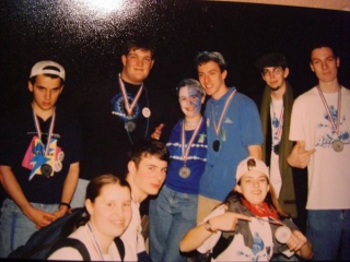 2001 Team Members