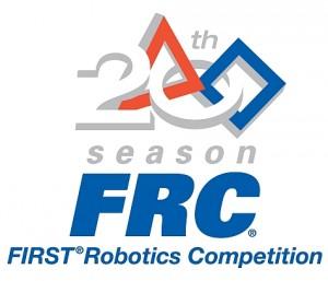 20th FRC Season Logo